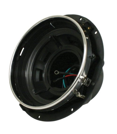 Headlight Housing with Chrome Ring