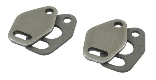 Heat Riser Block-Off Plate