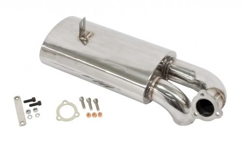 Replacement Mufflers For EMPI SideFlow Exhaust Systems