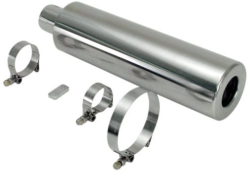 Racing Muffler for Off-Road Comp. Exhaust Systems