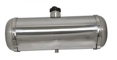"Stainless Steel Gas Tank Kit 8"" X 24"""