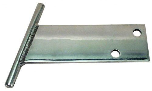 Polished Aluminum T Bars