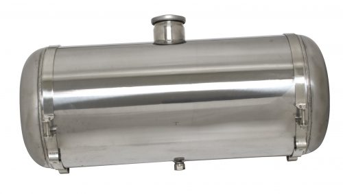 "Stainless Steel Gas Tank Kit10"" X 24"""