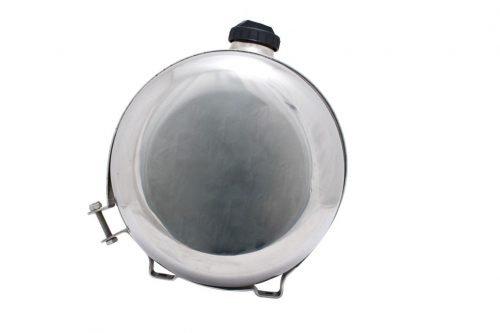 "Stainless Steel Gas Tank Kit10"" X 16"""