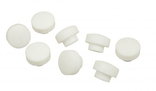 Poly Piston Pin Retainer Buttons