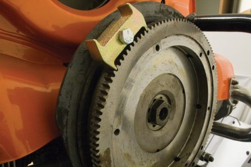 Universal Flywheel Lock