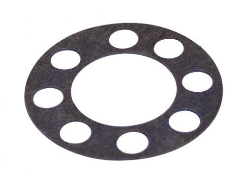 8 Hole Paper Gasket for Crankshaft Dowel Pins