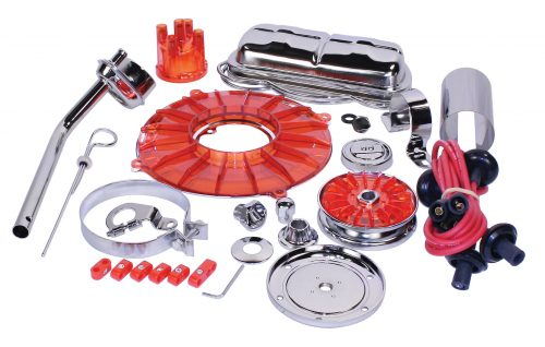 Super Chrome & Color-Deluxe Engine Kit