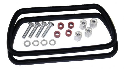 EMPI GT C-Channel Bolt-On Valve Covers