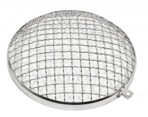 Stainless Steel Headlight Stone Guard