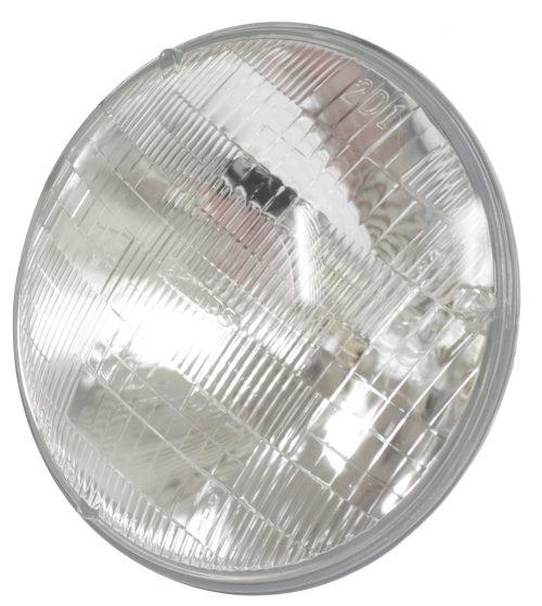 """7"""" Sealed Beam Hi/Low 6 Volt Bulb"""