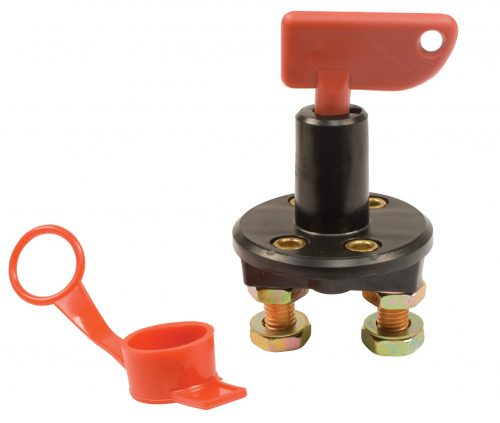 Battery Isolator Switch & Seal Kit
