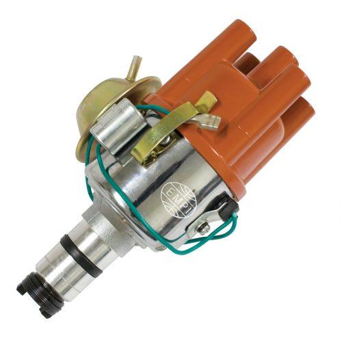 EMPI Chrome Vacuum Advance Distributor