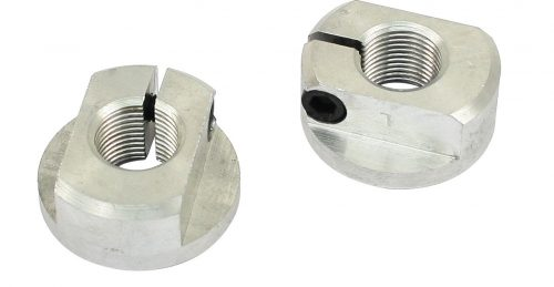 Aluminum Link Pin Clamp Nuts