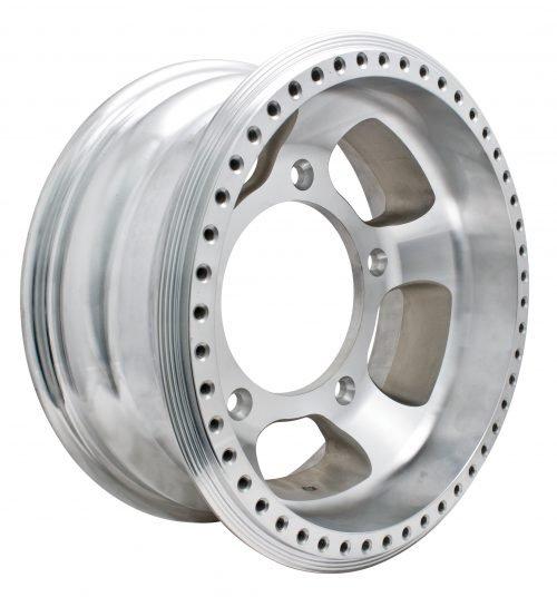 Race-Trim Bead-Lock Wheels