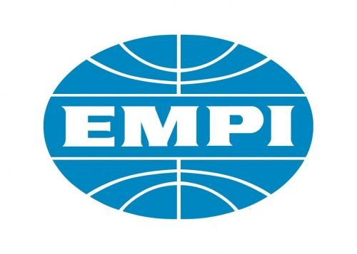 EMPI Oval Sticker
