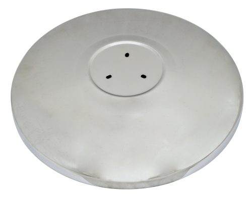 Stock Style Hub Cap with Holes
