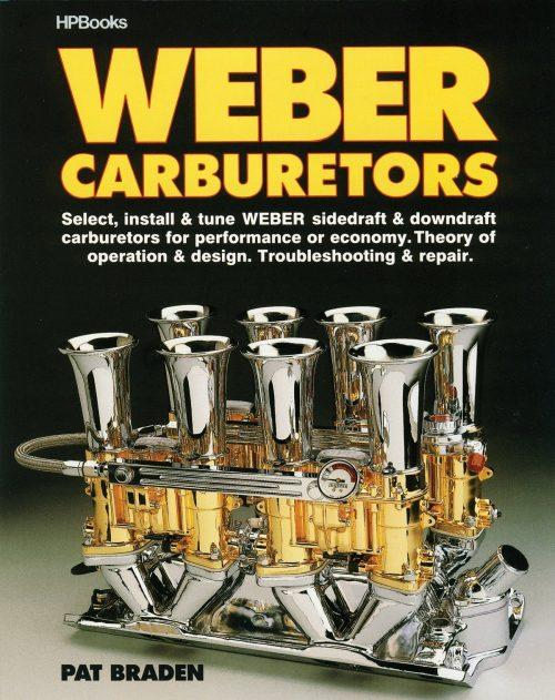 HP Weber Carburetor Manual