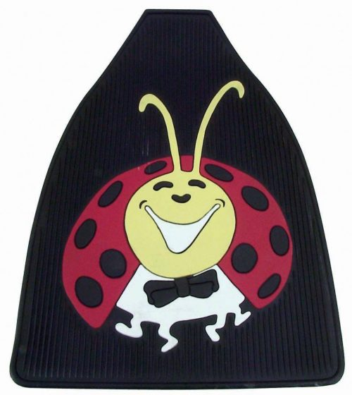 Lady Bug Floor Mats