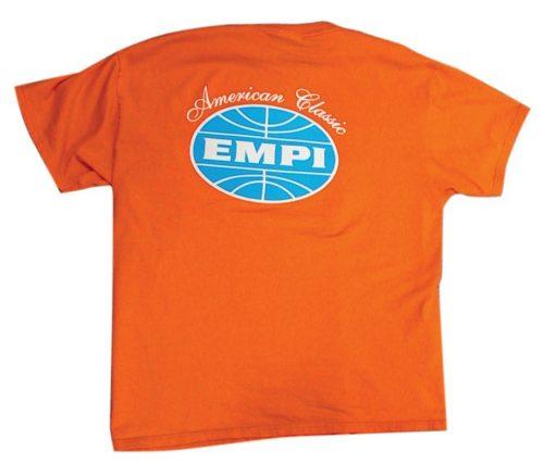 EMPI American Classic Orange T-Shirt