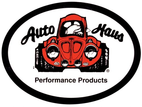 Auto-Haus Logo Decal