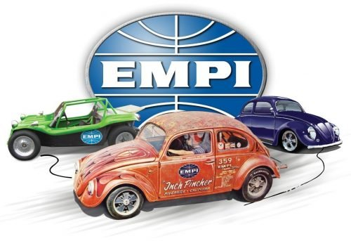 EMPI 3-Car Inch Pincher T-Shirt