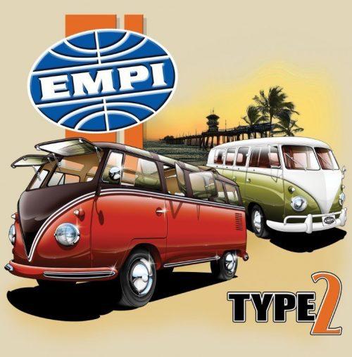EMPI Type 2 T-Shirt