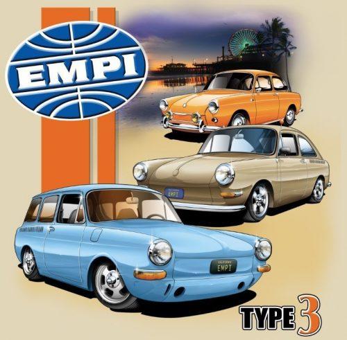 EMPI Type 3 T-Shirt