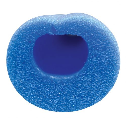 Offset Hole - Colored Show Bar Padding