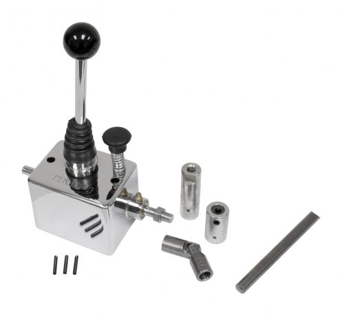 EMPIChrome Super Shifter with Linkage