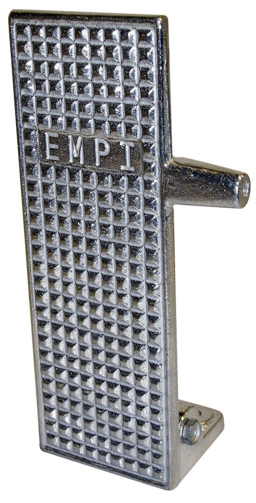 EMPI Universal Throttle Pedal (Aluminum)