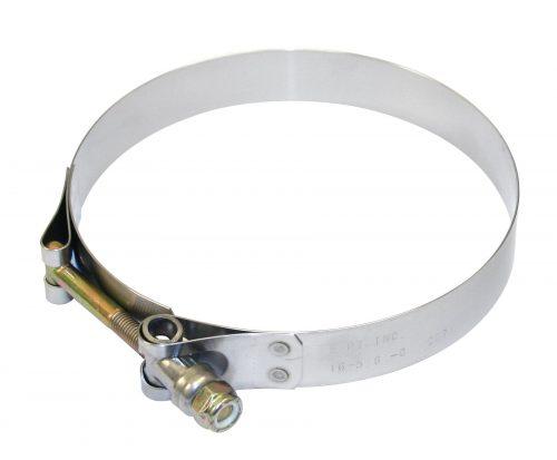 Stainless Steel T-Bolt Strap Alt / Gen Strap