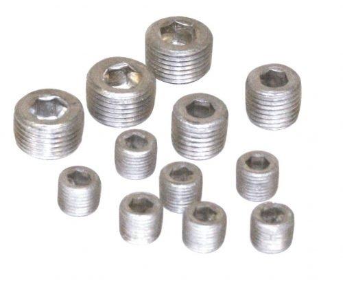 Threaded Oil Galley Plug Kit