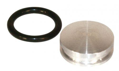 Billet Cam Plug with O-Ring