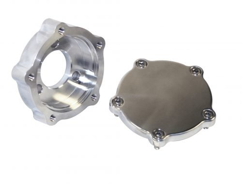 Billet Aluminum Steering Wheel Adapter