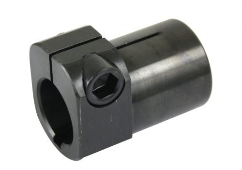 Rack and Pinion Clamp Style Coupler