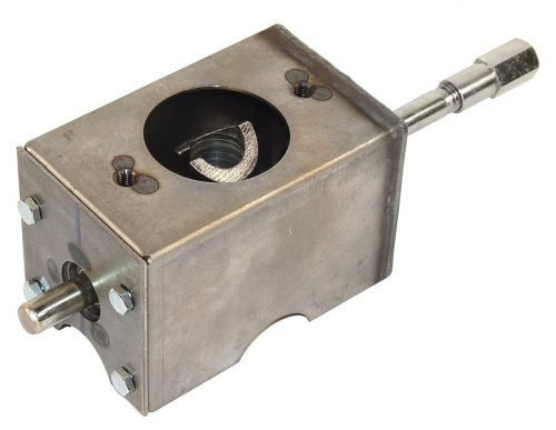 Race Shifter Box with Shaft