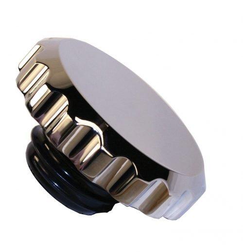 Billet Aluminum Screw-On Gas Cap