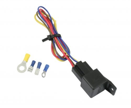 Hard Start Relay Kit -12 Volt