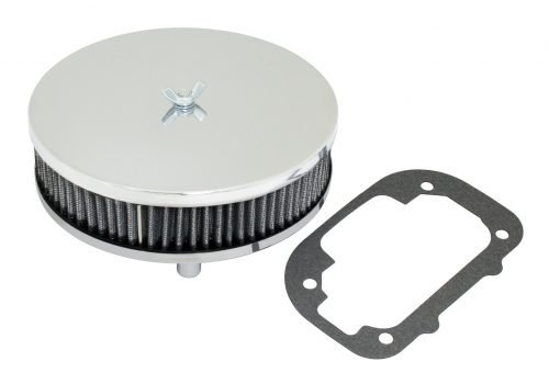 Low Profile Chrome Air Cleaner