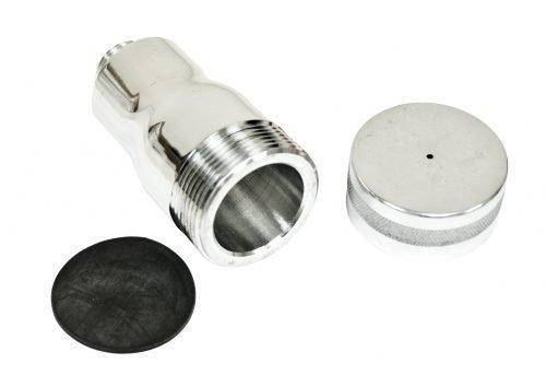 Buggy Master Cylinder with Billet Aluminum Reservoir