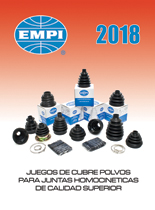 2018 Spanish Language C.V. Joint Boot Catalog