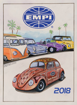 2018 EMPI VW Parts Catalog