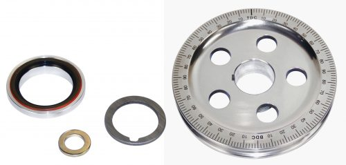 Sand Seal Power Pulley Kit