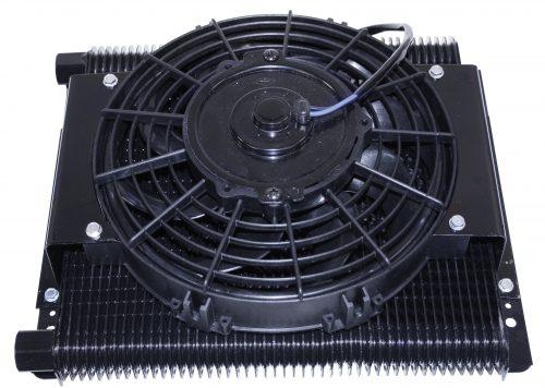 EMPI Competition Oil Cooler & Fan Kit