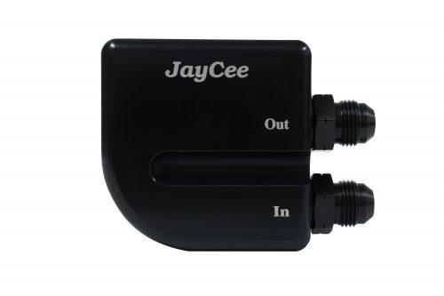 JayCee Billet Oil Manifold