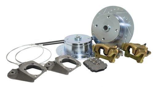 Rear Disc Brake Kits with Emergency Brake
