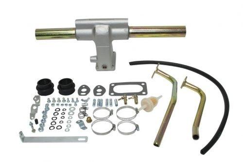 38 Gas Carburetor Manifold Kit
