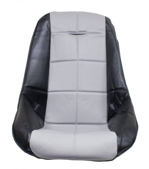 Poly High Back Seat Cover