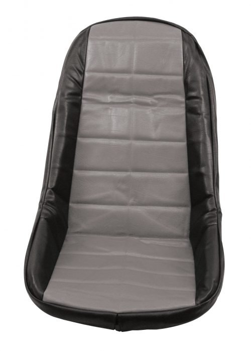 Plastic Low Back Bucket Seat Cover
